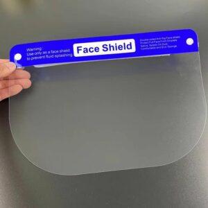 Caretas para protección personal Marca Face Shield